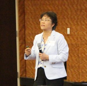 Speaker Leyuan Shi