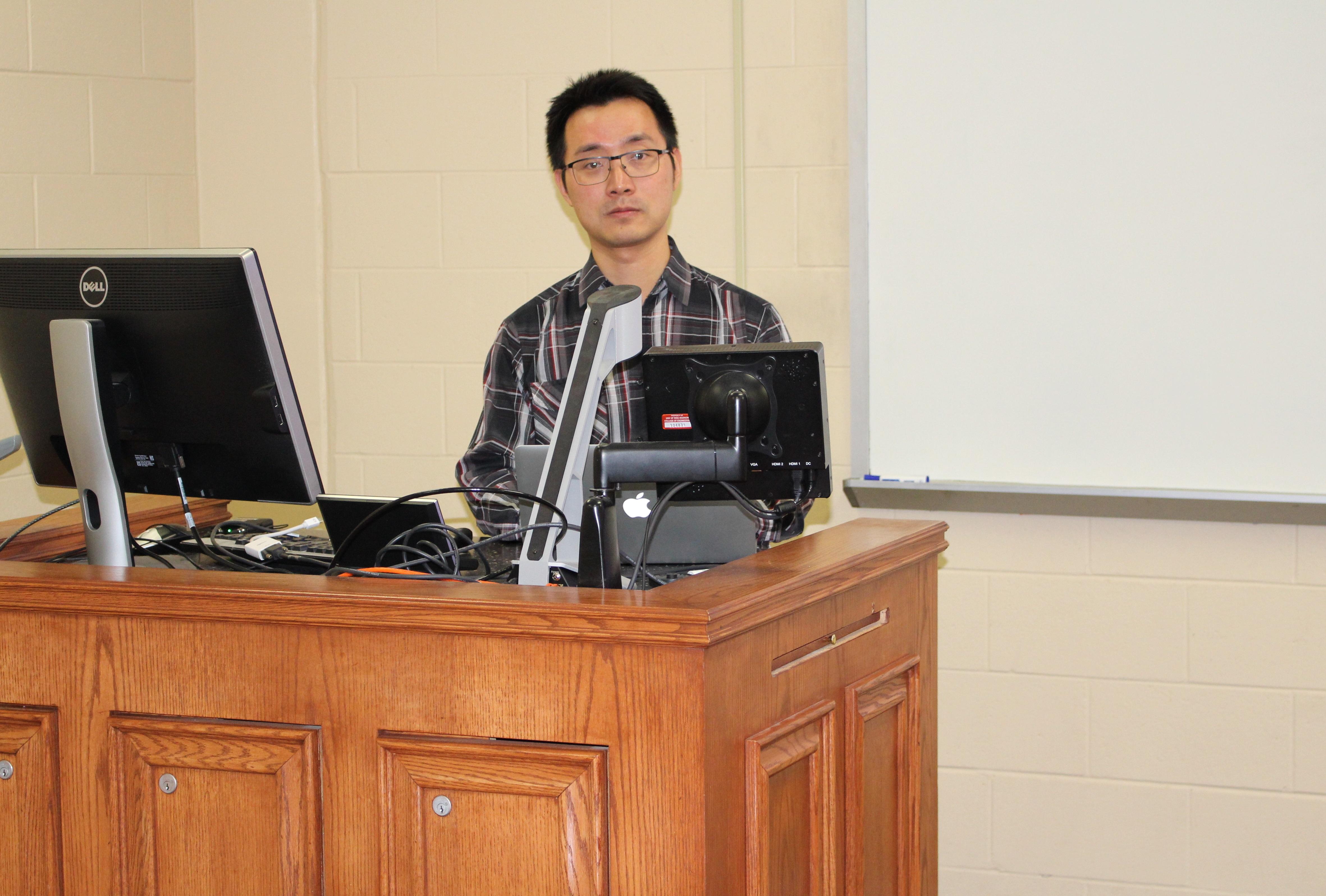 Professor Kevin Jin