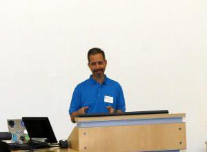 Picture of Speaker Todd Musleh